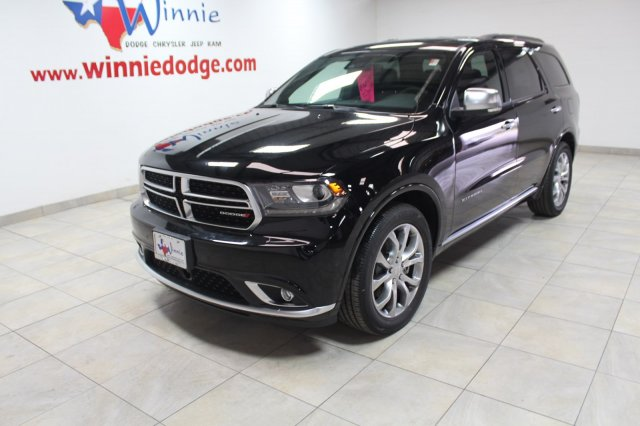 Pre-Owned 2018 Dodge Durango Citadel Anodized Platinum