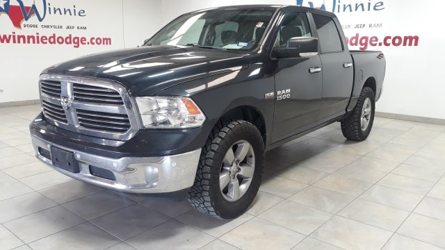 Pre-Owned 2016 Ram 1500 Lone Star 4x4 w/ Touch Screen Radio & Back Up Camera