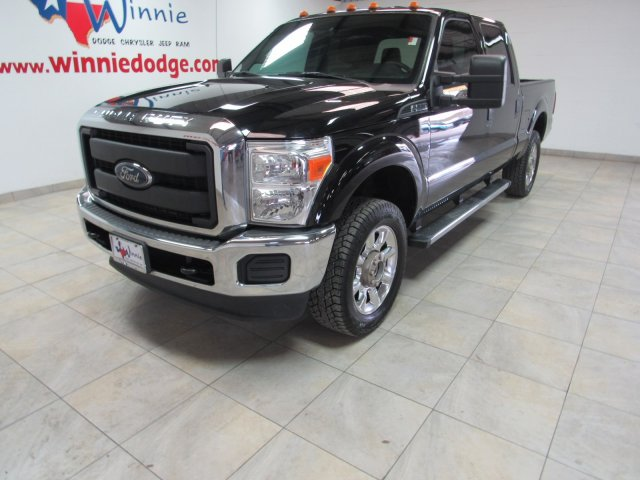 Pre-Owned 2016 Ford Super Duty F-250 SRW XLT 4x4 w/ 6.7 Lt Diesel Engine