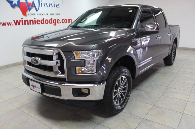 Pre-Owned 2016 Ford F-150 XLT 3.5 L EcoBoost Engine