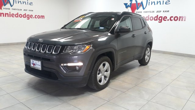 Pre-Owned 2018 Jeep Compass Latitude w/ Back Up Camera & Touch Screen Radio