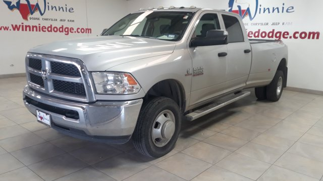 Pre-Owned 2017 Ram 3500 Tradesman 4x4 6.7 Diesel W/ Back Up Camera