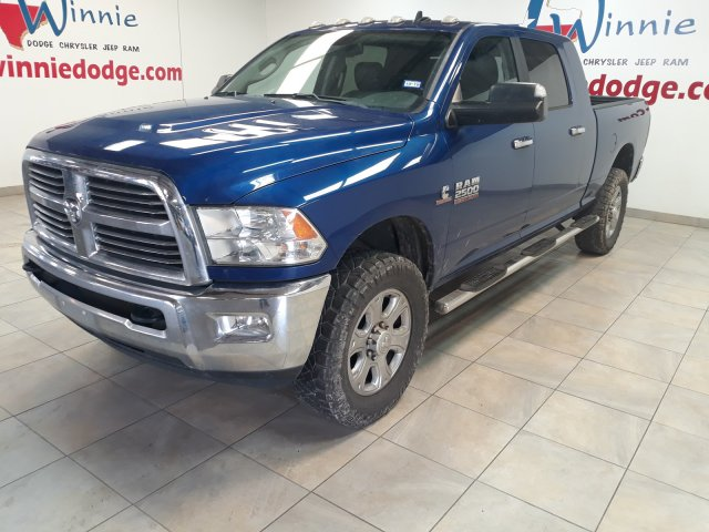 Pre-Owned 2016 Ram 2500 Lone Star Mega Cab 4x4 Leather w/ Back Up Camera