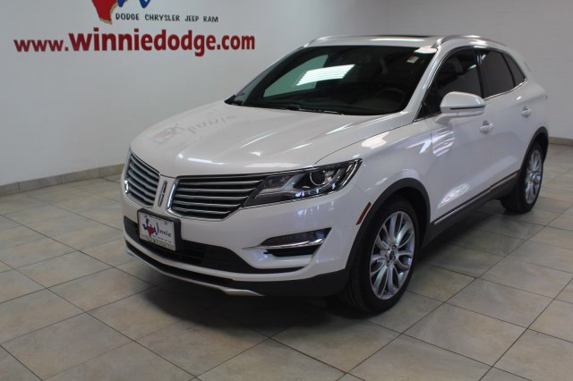 Pre-Owned 2015 Lincoln MKC LS Sport Utility in Winnie #R180037A ...