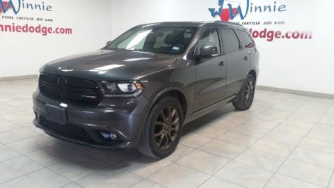 Pre-Owned 2018 Dodge Durango GT Leather w/ Nav System & Sunroof