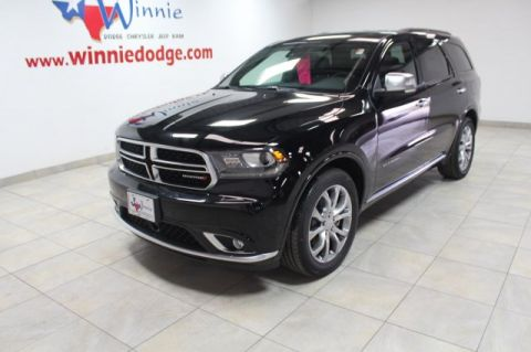 GROUNDED DEMO 2018 DODGE DURANGO CITADEL ANODIZED PLATINUM RWD SPORT UTILITY