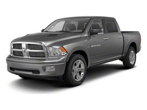 Pre-Owned 2012 Ram 1500 Lone Star 4x4 w/ Custom Wheels & TIres
