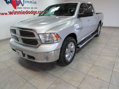 Pre-Owned 2015 Ram 1500 Lone Star 3.0L Diesel Engine w/ Nav System & Back Up Camera