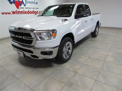 Pre-Owned 2020 Ram 1500 Big Horn/Lone Star