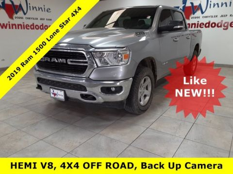 Pre-Owned 2019 Ram 1500 Lone Star