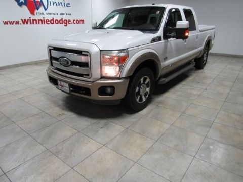 Pre-Owned 2011 Ford Super Duty F-250 SRW King Ranch w/ Nav. System & Sunroof