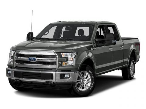 Pre-Owned 2016 Ford F-150 Lariat and Sport Appearance Pkg 4x4 w/ Sunroof & Nav. System