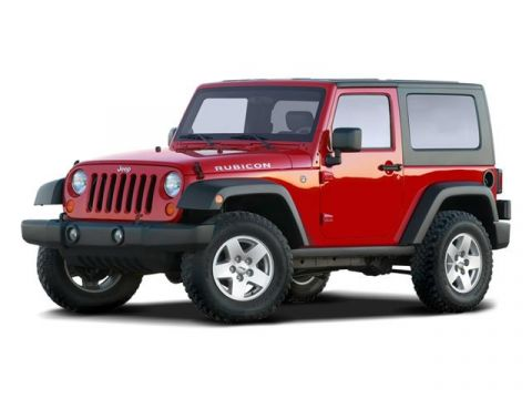 Pre-Owned 2008 Jeep Wrangler X