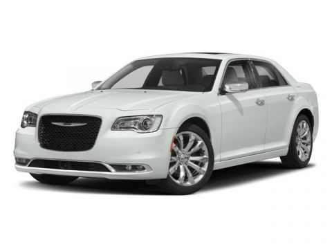 GROUNDED DEMO 2018 CHRYSLER 300 TOURING L RWD 4DR CAR