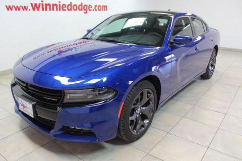 GROUNDED DEMO 2018 DODGE CHARGER R/T RWD 4DR CAR