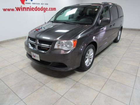Pre-Owned 2016 Dodge Grand Caravan SXT w/ 3rd Row Seating