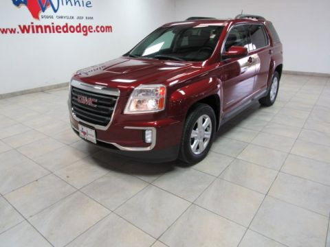 Pre-Owned 2016 GMC Terrain SLE All Wheel Drive w/ Nav System & Back Up Camera