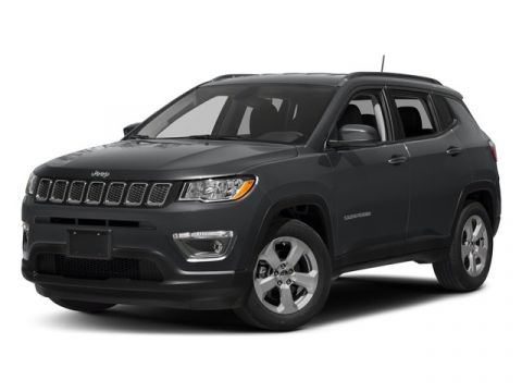 GROUNDED DEMO 2018 JEEP COMPASS LATITUDE FWD SPORT UTILITY