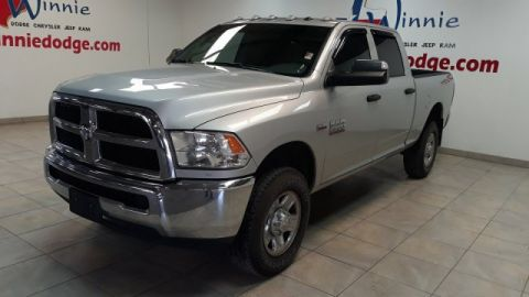 Pre-Owned 2018 Ram 2500 Tradesman 4x4 w/ Touch Screen Radio & Back Up Camera
