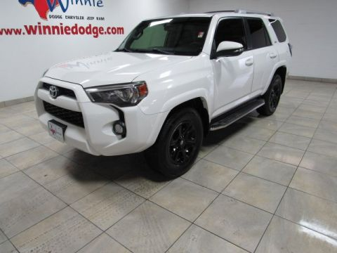 Pre-Owned 2015 Toyota 4Runner SR5 Premium Leather w/ Nav System & Sunroof