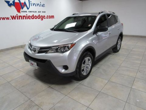 Pre-Owned 2015 Toyota RAV4 LE w/ Back Up Camera